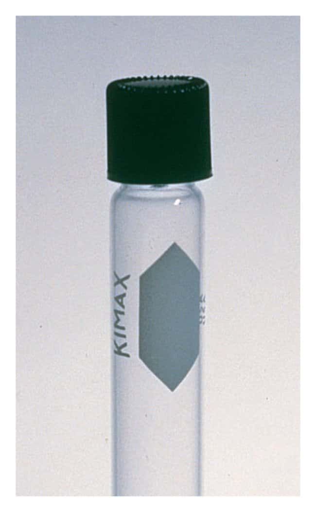 DWK Life Sciences Kimble™ KIMAX™ Reusable Tubes with Rubber-Lined Screw Cap O.D. x L: 20 x 125mm DWK Life Sciences Kimble™ KIMAX™ Reusable Tubes with Rubber-Lined Screw Cap