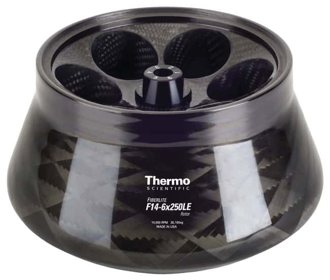 Thermo Scientific Fiberlite F14-6 x 250LE Rotor Adapters  15mL conical