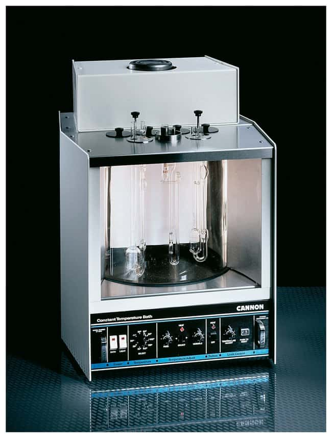 Cannon Ct 1000 Constant Temperature Viscosity Bath 18 14 L X 17 14 W