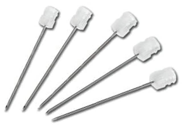 Hamilton™Kel-F Hub Blunt Point Needles (Luer Lock): Chromatography Syringes Chromatography