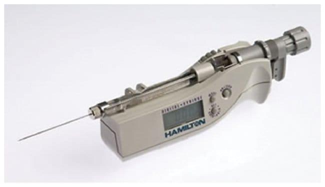 Hamilton™700 and 1700 Series Gastight™ and Microliter™ Digital Syringes