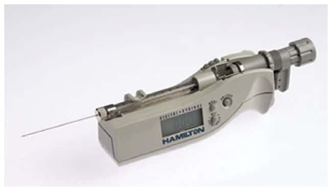 Hamilton™ 700 and 1700 Series Gastight™ and Microliter™ Digital Syringes 10μL; RN; Gauge: 26s Hamilton™ 700 and 1700 Series Gastight™ and Microliter™ Digital Syringes