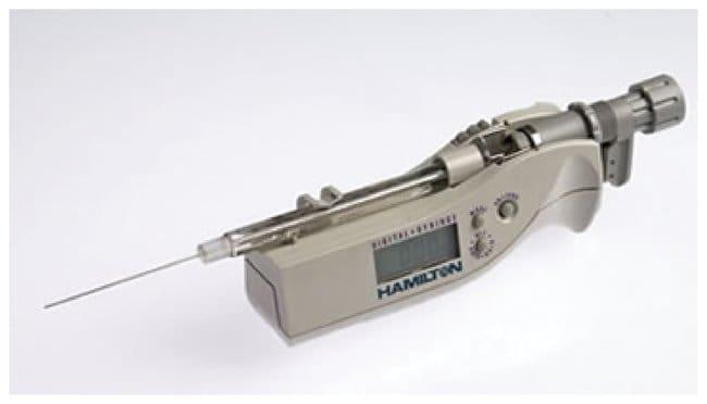 Hamilton™700 and 1700 Series Gastight™ and Microliter™ Digital Syringes: N Termination 100μL; N; Gauge: 22s; 2 in. L (51mm); Point style: 3 Hamilton™700 and 1700 Series Gastight™ and Microliter™ Digital Syringes: N Termination