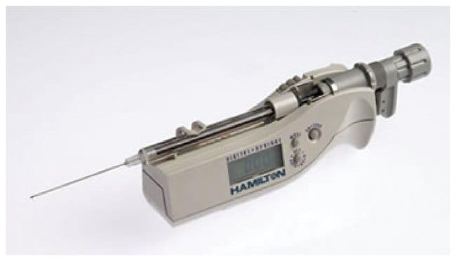 Hamilton™ 1700 Series Gastight™ and Microliter™ Digital Syringes: LTN Termination