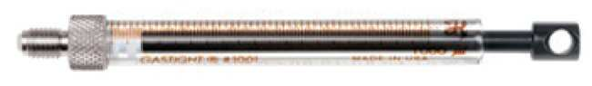 Hamilton™Gastight™ Spark Holland HPLC Autosampler Syringes Model 1001C; 1mL Hamilton™Gastight™ Spark Holland HPLC Autosampler Syringes