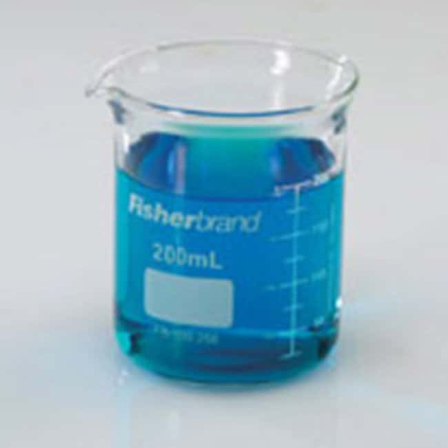 Fisherbrand  Reusable Glass Berzelius Beakers