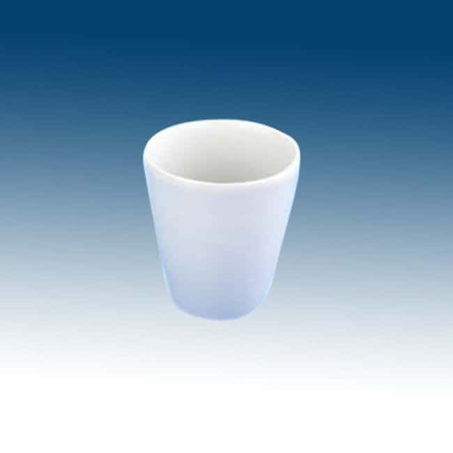 Fisherbrand Porcelain 25mL Crucibles:Beakers, Bottles, Cylinders and Glassware:Crucibles