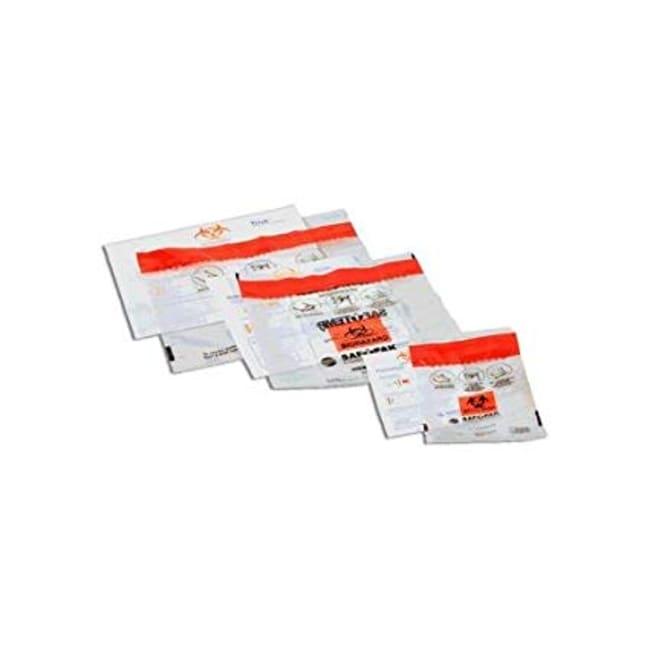 Saf T Pak IncSTP-710 - DISPOSABLE 2-PART SECONDARY PRESSURE VESSEL (95