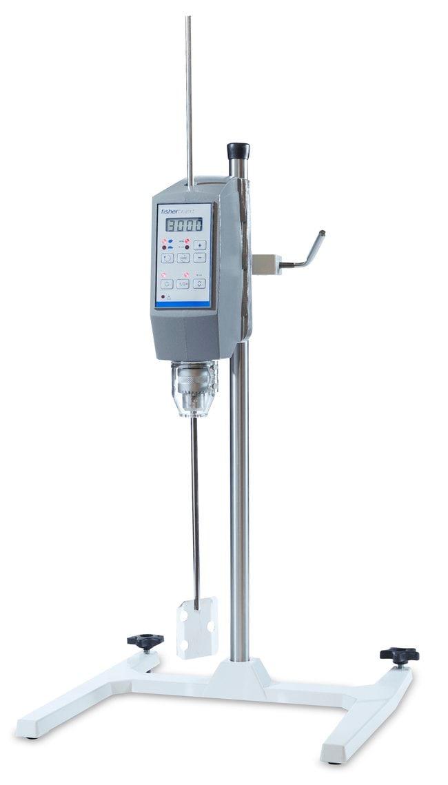 Fisherbrand RealTorqueDigital Overhead Stirrers Universal; 20-3000 rpm;
