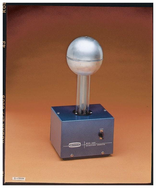 Van de Graaff Generator, Jr.