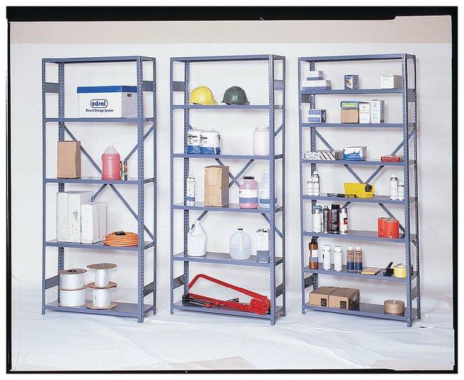 edsal Steel Shelving :Furniture, Storage, Casework, Carts and Hoods:Storage