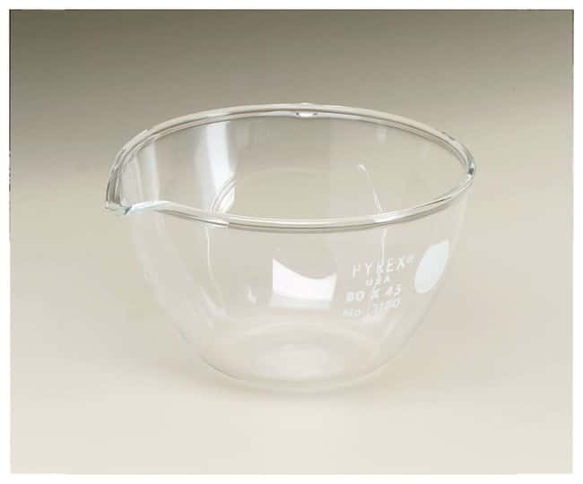 PYREX Glass Evaporating Dishes :Teaching Supplies:Classroom Science Lab