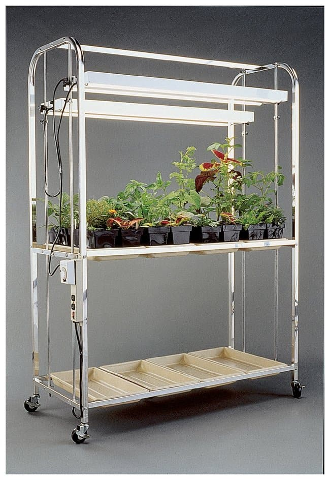 Growers SupplyGrowLab II Mobile Indoor Garden Frame: 52L x 23W x 7H in.:Education