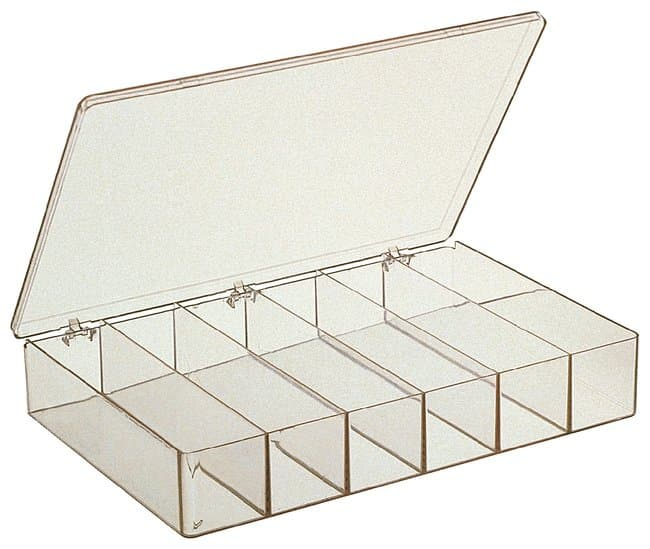 Bel-Art SP Scienceware Compartmentalized Plastic Cases :Teaching Supplies:Classroom