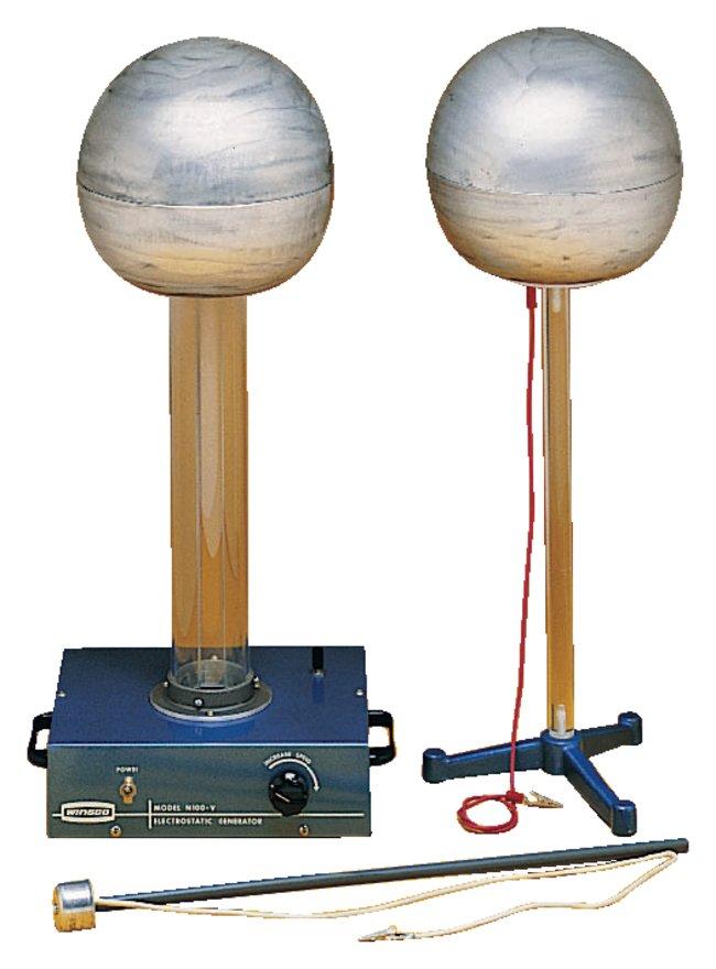 Discharge Wands :Teaching Supplies:Physics Classroom