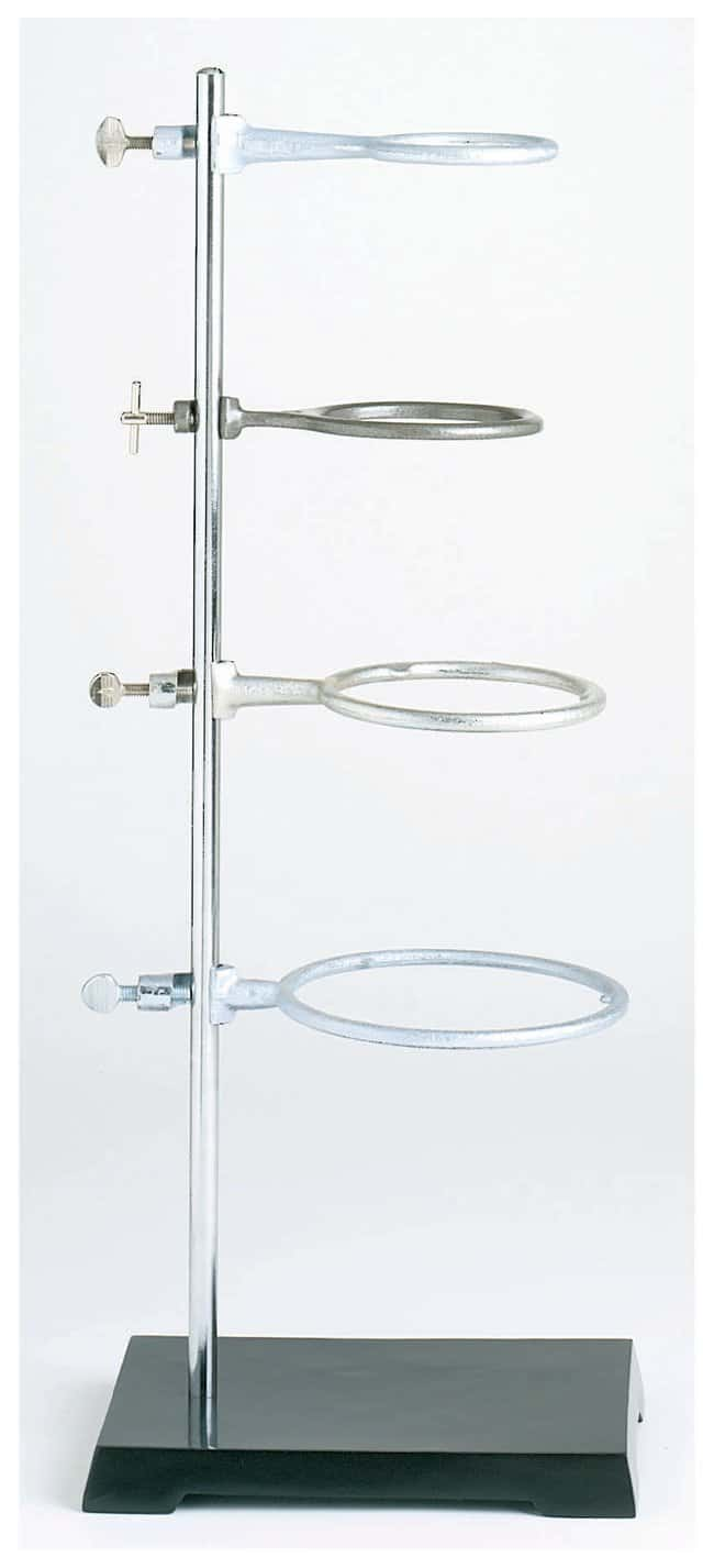 American Educational Products Ring Stand with Rings :Teaching Supplies:Classroom