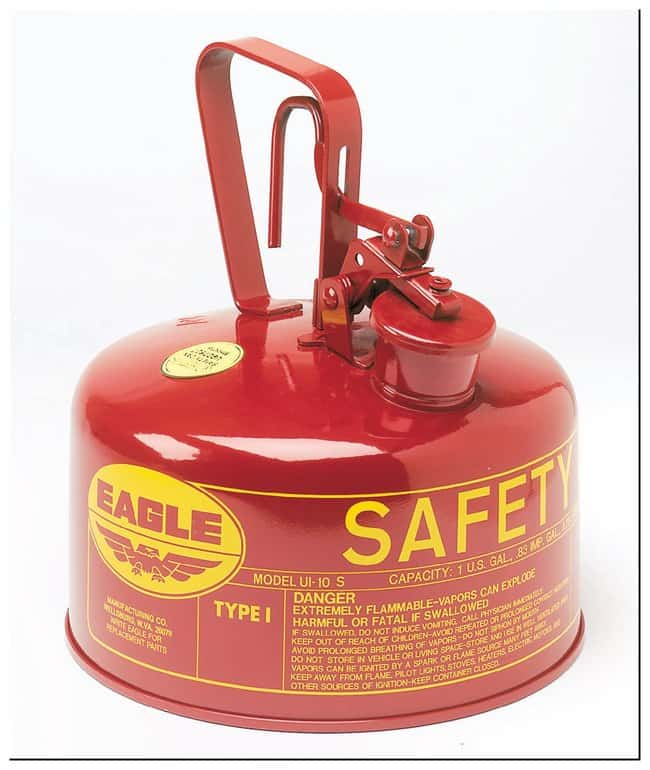 Safety Cans :Teaching Supplies:Classroom Safety
