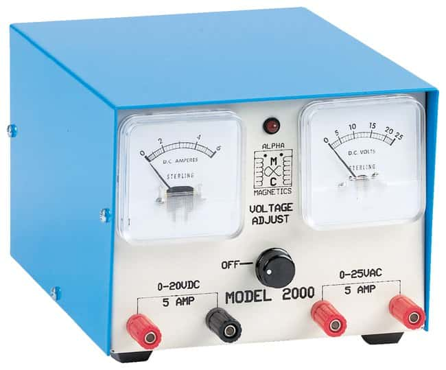 Variable AC/DC Power Supply