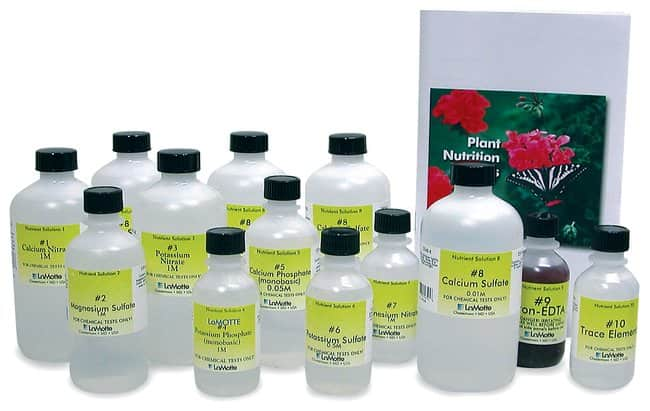 LaMotte Plant Nutrition Chemical Package  Plant Nutrition Chemical Pack:Teaching