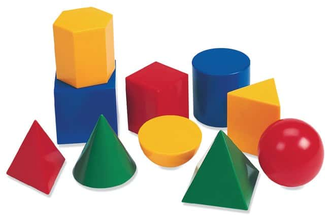 Geometric Shapes and Solids