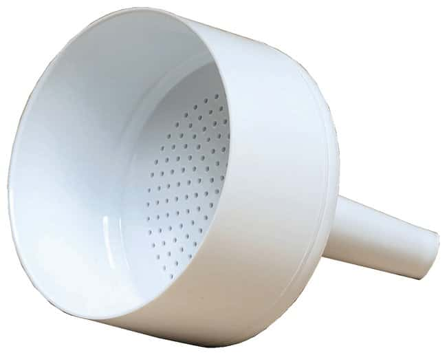 Bel-Art™ SP Scienceware™ Büchner Funnels Capac.: 315mL; Takes filter paper dia.: 90mm Bel-Art™ SP Scienceware™ Büchner Funnels