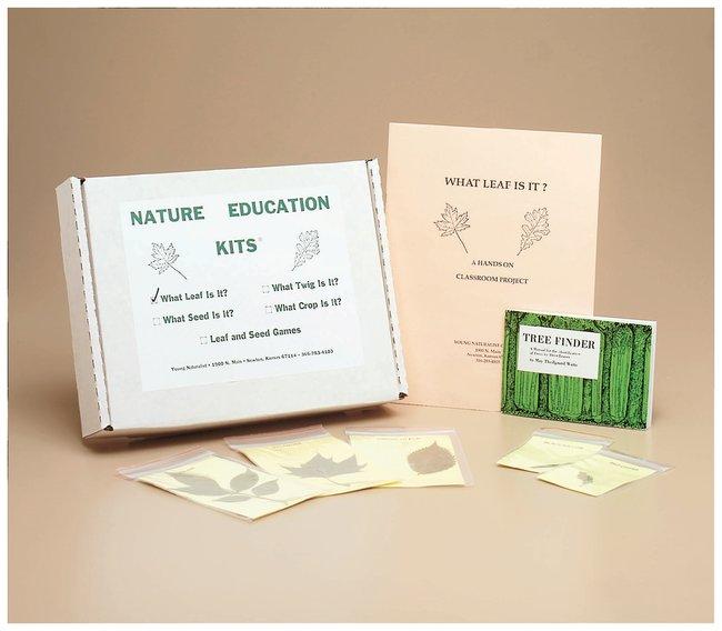 What Leaf Is It?  Leaf Identification kit:Teaching Supplies