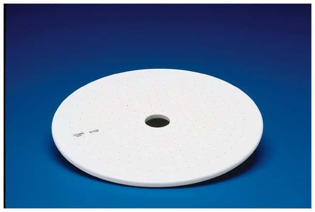 CoorsTek Porcelain Desiccator Plate with Small Holes :Teaching Supplies:Classroom