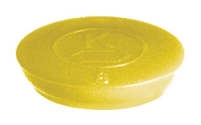 Kimble Polyethylene Snap Cap :Teaching Supplies:Classroom Glassware and