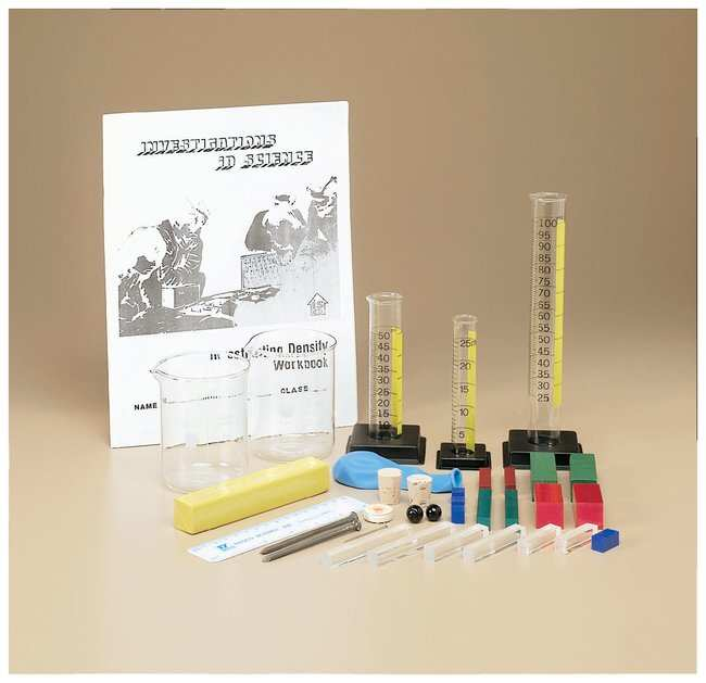 American Educational Products Investigating Measurements and Density Unit