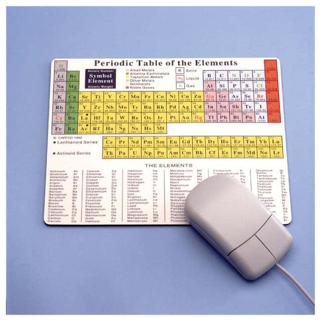 Periodic Table Accessories :Teaching Supplies:Classroom Safety