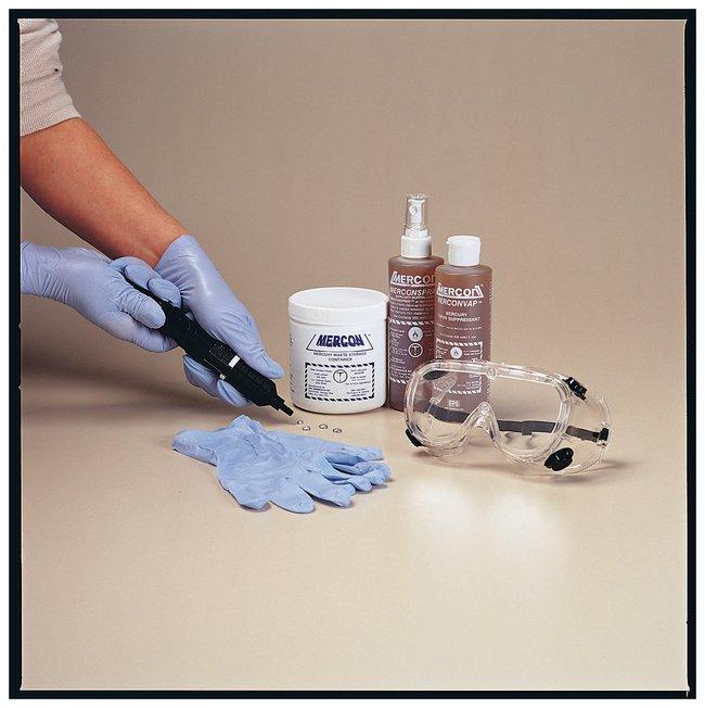 Ross Healthcare Mercury Spill Kit  :Teaching Supplies:Classroom Safety