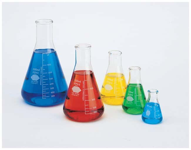 DWK Life SciencesKimble™ KIMAX™ Erlenmeyer Flask Set