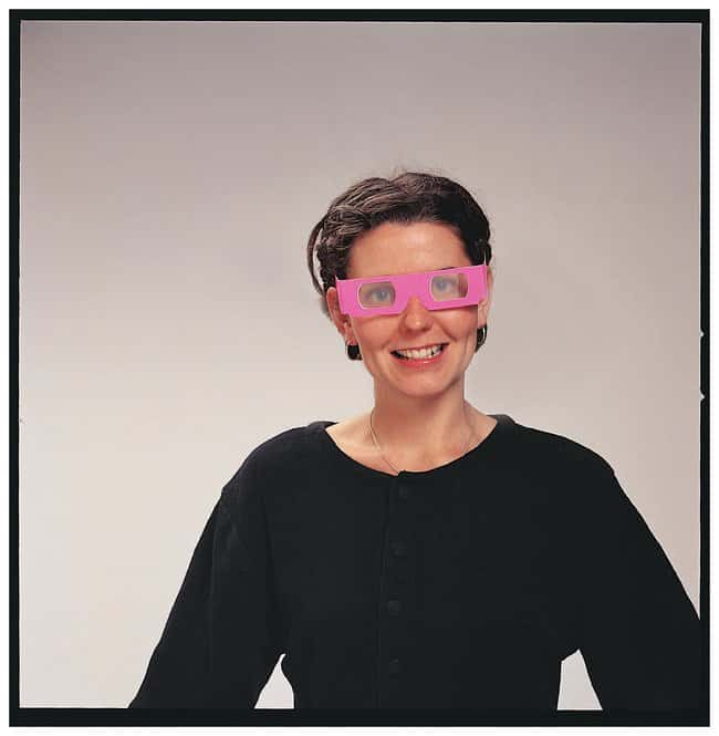 Diffraction Viewing Glasses