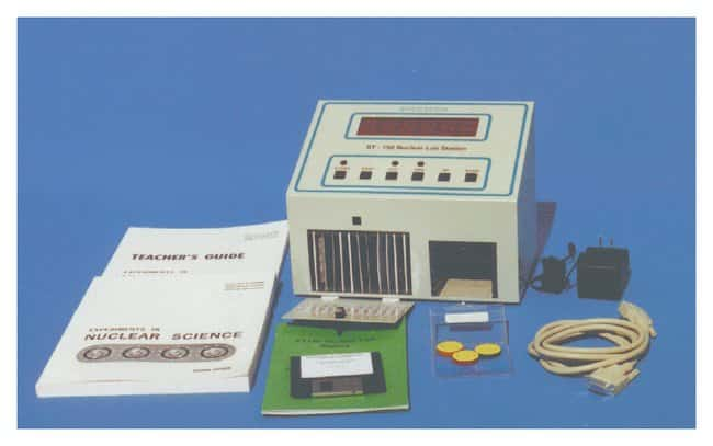 Basic Nuclear Lab Stations :Teaching Supplies:Physics Classroom