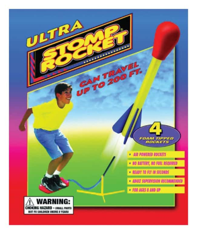 Ultra Stomp Rocket  ::