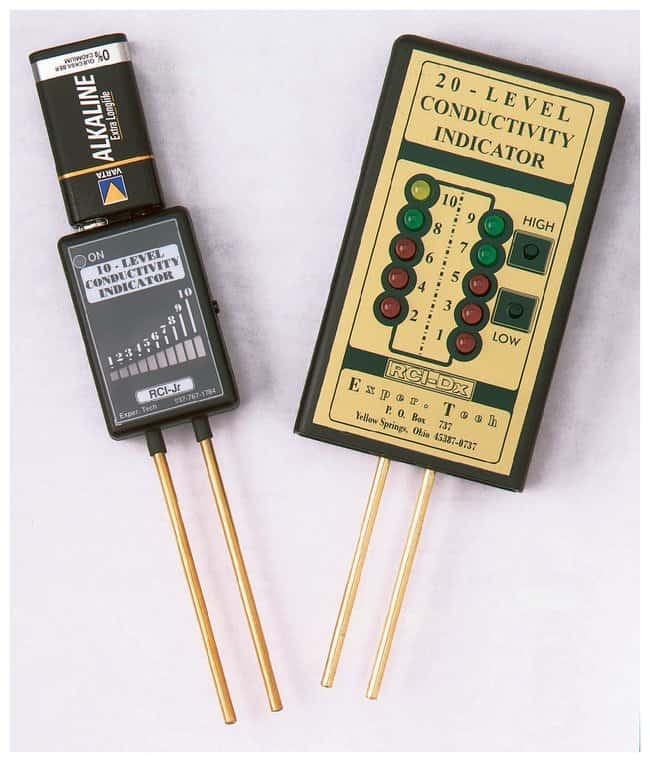 RCI Conductivity Indicators  20 Level Conductivity Indicator:Teaching Supplies
