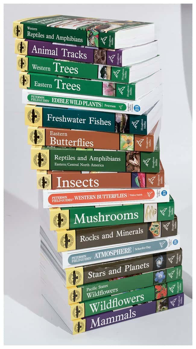 Peterson Field Guides :Teaching Supplies:Biology Classroom