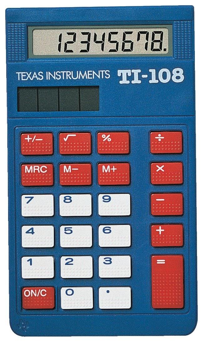 Texas Instruments TI-108 Teachers Kit Teacher Kit:Counting Devices