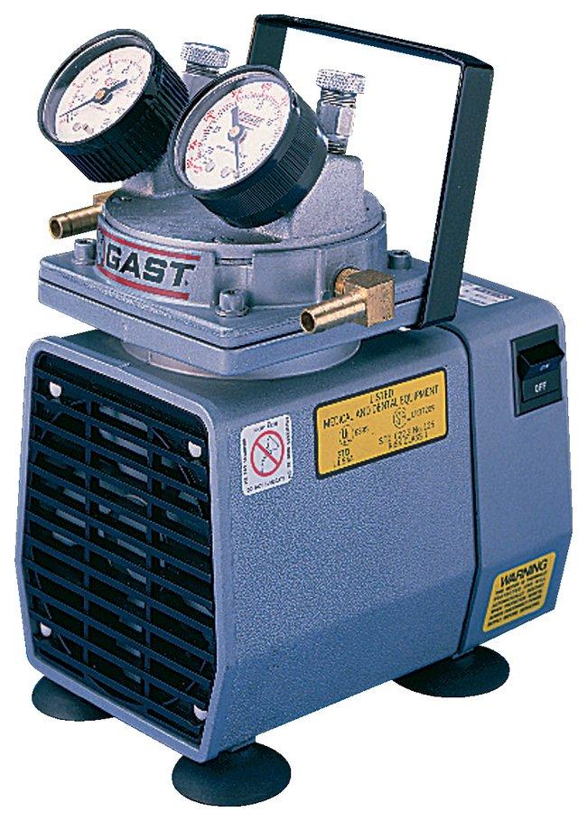Oil-less Pressure/Vacuum Pump