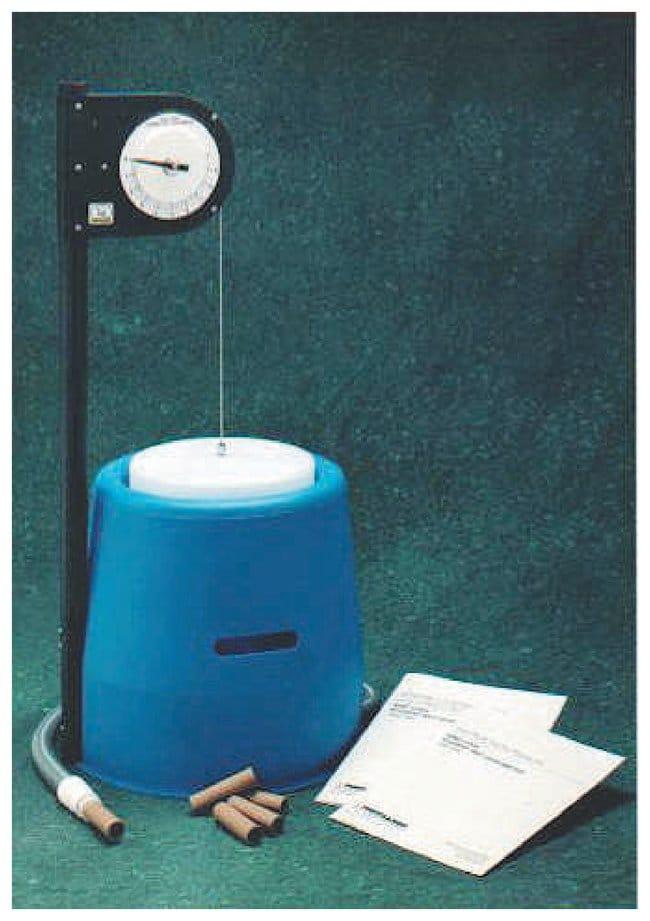 Nine-Liter Wet Spirometer