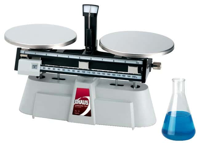 OHAUS™Harvard Trip Balances: Classroom Science Lab Equipment Teaching Supplies