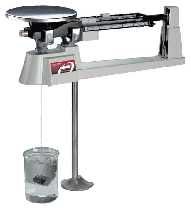 ohaus triple beam balances teaching supplies classroom science lab