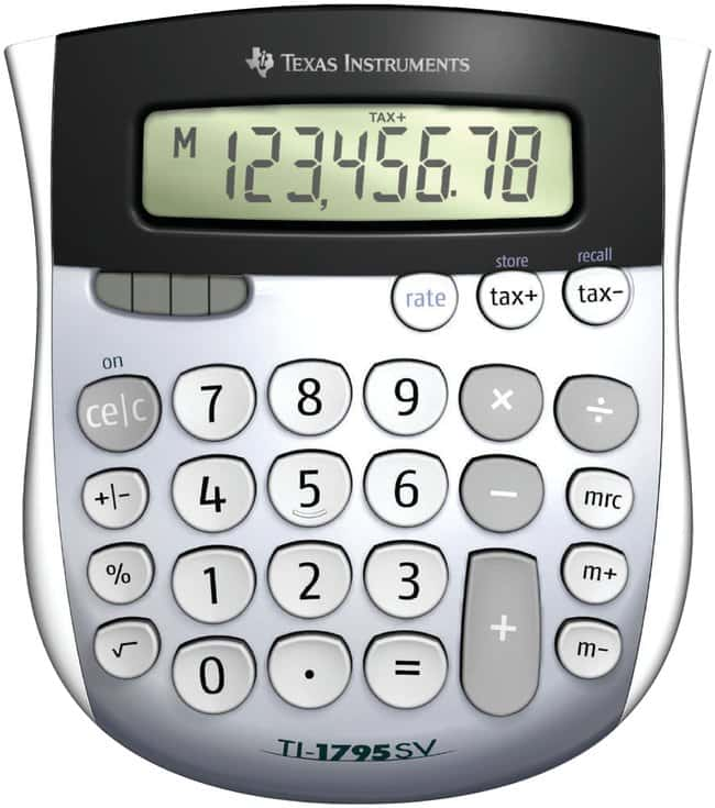 Texas Instruments™ TI-1795SV Calculator