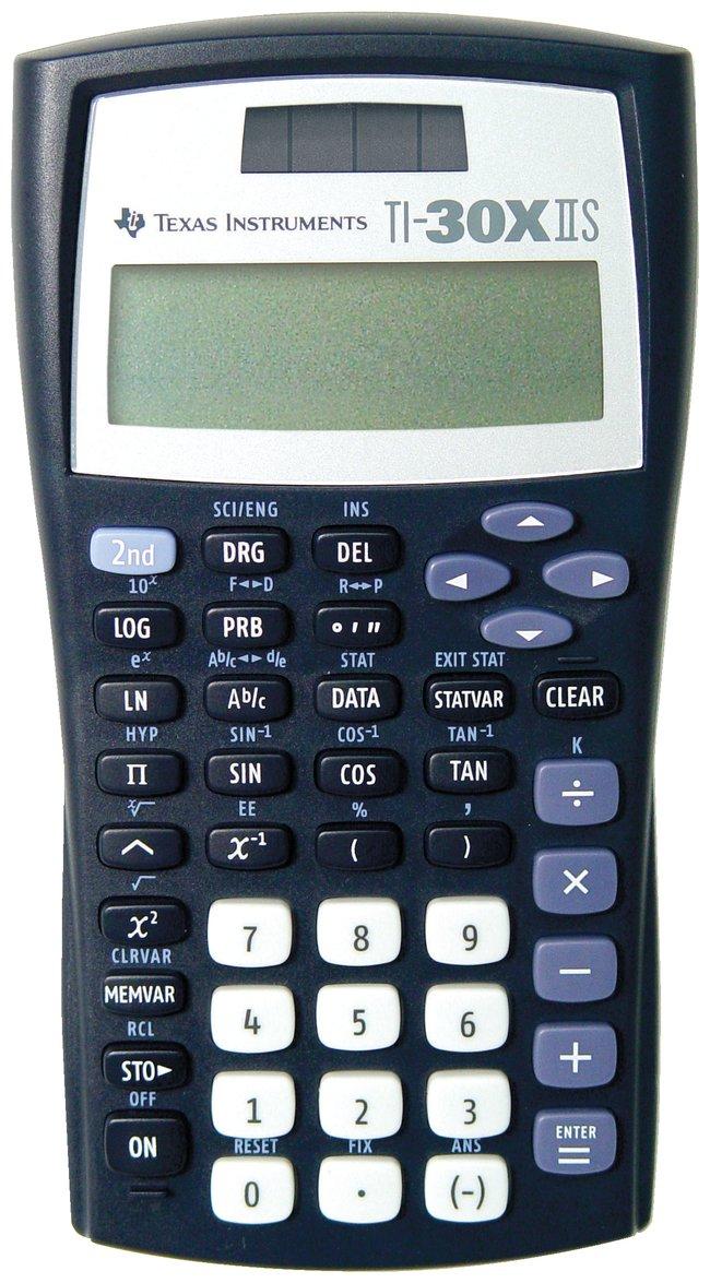 Texas Instruments™ TI-30X IIS Calculator