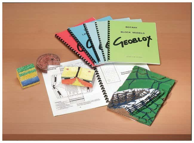 Geoblox Books :Teaching Supplies:Earth and Space