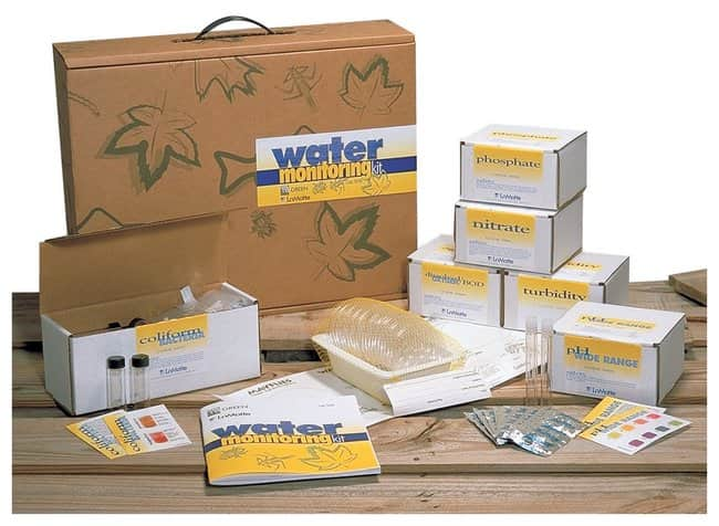 LaMotte GREEN Water Monitoring Kit :Teaching Supplies:Chemistry Classroom