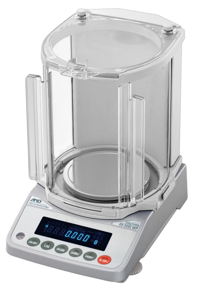 A&D WeighingBilance di precisione FX/FZ IP 65, approvate per Classe II 1220 g x 0.01 g A&D WeighingBilance di precisione FX/FZ IP 65, approvate per Classe II
