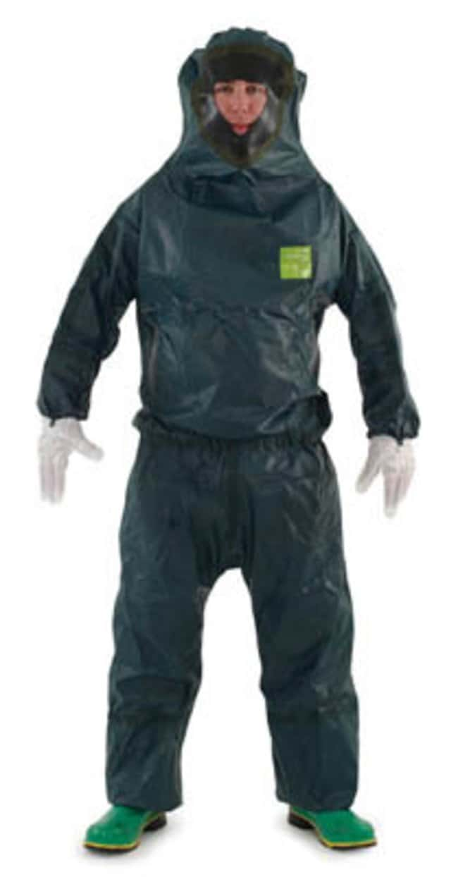 Ansell Edmont™Microchem™ 4000 Coveralls with Hood and Face Seal Medium Ansell Edmont™Microchem™ 4000 Coveralls with Hood and Face Seal