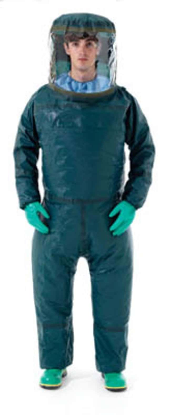 Ansell Edmont™ Microchem™ 4000 PAPR Encapsulated Coveralls X-Large Products