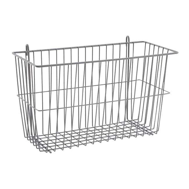 MetroStorage Basket for Super Erecta Wire Shelving and SmartWall Wall Shelving:Furniture:Shelving